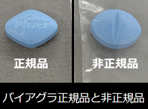 ED治療薬の正規品
