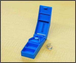 Step.1 バイアグラを固定位置にセット