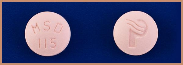 プロペシア錠1mg錠剤