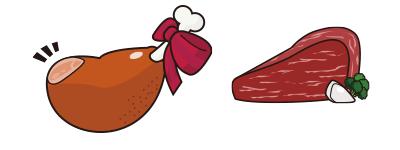生殖機能を高める赤身肉